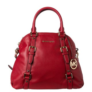 MICHAEL Michael Kors &#39;Bedford&#39; Bowling Satchel