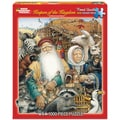 White Mountain Puzzles Keepers of the Kingdom 1000 Piece Jigsaw Puzzle