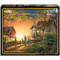 White Mountain Puzzles Morning Surprise 1000 Piece Jigsaw Puzzle