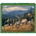 White Mountain Puzzles Autumn Gold 1000 Piece Jigsaw Puzzle