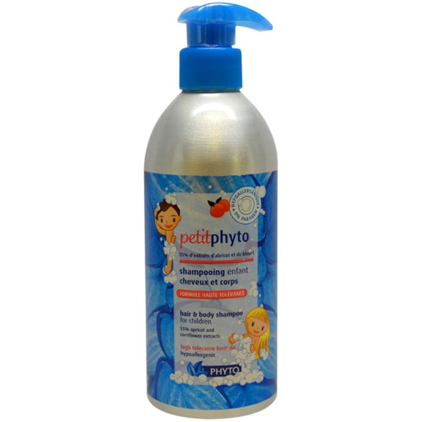 Petit Phyto Children's 13.5-ounce Hair & Body Shampoo