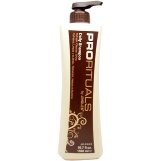 Jingles ProRituals 50-ounce Daily Shampoo