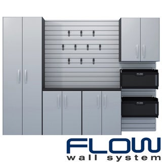 Flow Wall 5-Piece Cabinet Starter Set