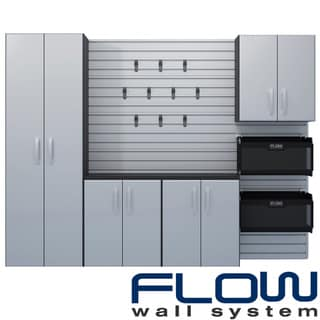 Flow Wall 5-Piece Cabinet Starter Set
