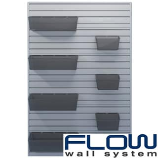 Flow Wall 7-Piece Hard Bin Starter Set