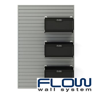 Flow Wall Soft Bin Combo (Pack of 3)