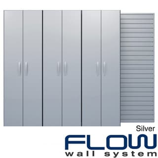 Flow Wall Tall Cabinets (Set of 3)
