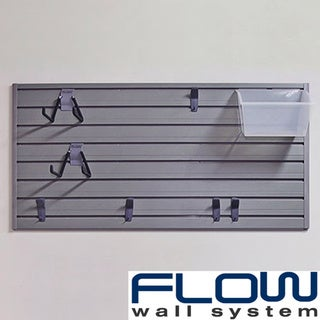 Flow Wall Silver Flow Board Sports Set