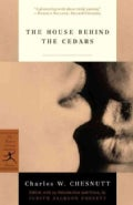 The House Behind the Cedars (Paperback)