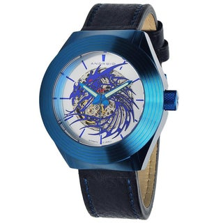 Android Men's Tattooed Dragon Skeleton Automatic Watch