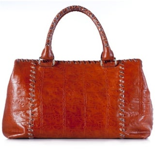 Vintage Reign Romi Leather Satchel Bag