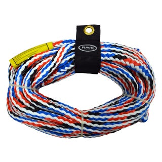 Rave Sports Four Rider Tow Rope