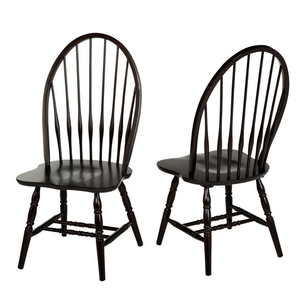 Simple Living Alexa Dining Chairs Set of 2