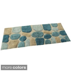 Rockway Collection Cotton Bath Rug Runner