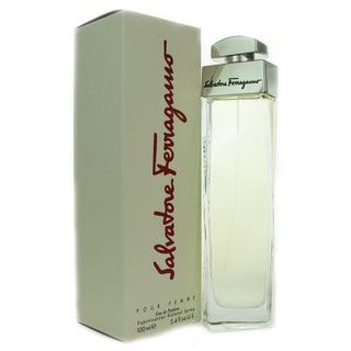 Salvatore Ferragamo 'Pour Femme' Women's 3.4-ounce Eau de Parfum Spray