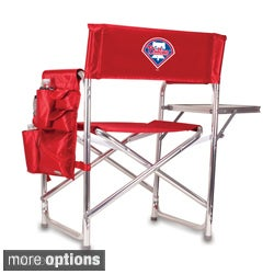 'MLB' National League Aluminum Sports Chair