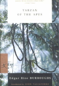 Tarzan of the Apes (Paperback)