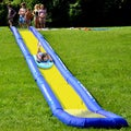 Rave Sporst Turbo Chute Water Slide Backyard Package