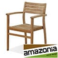 Paris Stackable Teak Chairs (Set of 4)