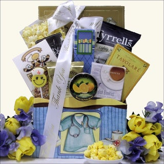 Sweet Appreciation Nurse's Day Gourmet Snack Basket