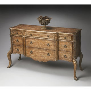 Nine-drawer Buffet/ Console Chest