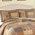 Heather Cotton 3-piece Quilt Set