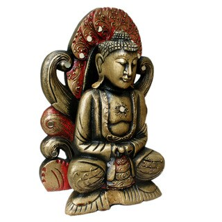 Singa Sana Buddha Statue (Indonesia)