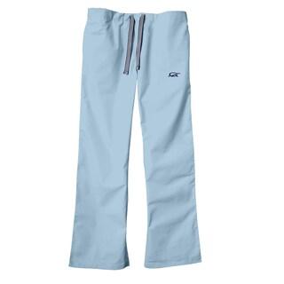 IguanaMed Women's Iced Blue Classic Bootcut Scrub Pants
