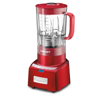 Cuisinart CBT-1000MR Metallic Red PowerEdge Blender *With Bonus Rebate Items*