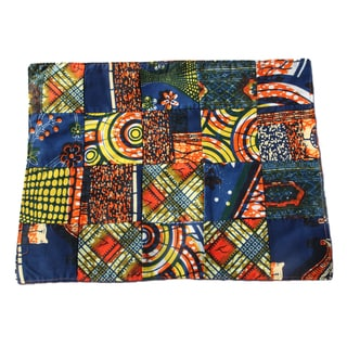 Set of Four Sunset Placemats and Napkins (Rwanda)