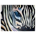 'Zebra Eye' Original Painting (Indonesia)