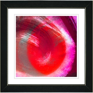 Studio Works Modern 'Cherry Crush' Framed Print
