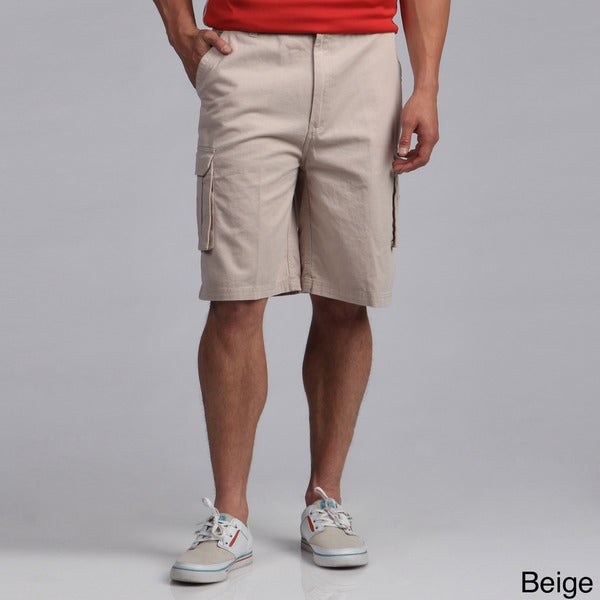 Outback Rider Men's Twill Cargo Shorts