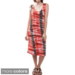 Spring Fever Tie Dye Dress (Indonesia)