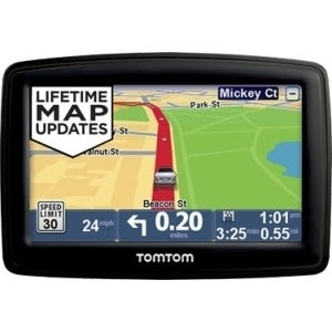 TomTom Start 40 M Automobile Portable GPS Navigator