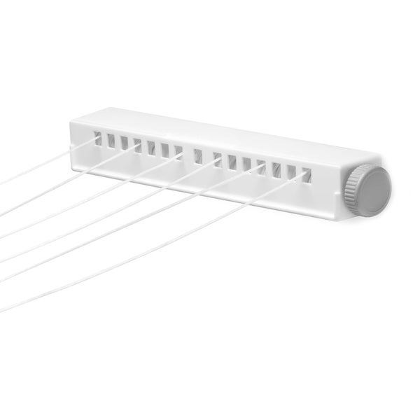 Extendable 6-line Clothesline