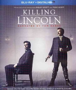 Killing Lincoln (Blu-ray Disc)