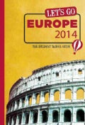 Let's Go 2014 Europe: The Student Travel Guide (Paperback)
