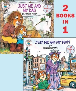 Just Me and My Mom/Just Me and My Dad: Flip-it Pictureback (Paperback)