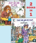 Just Me and My Mom/Just Me and My Dad Flip-it Pictureback (Paperback)