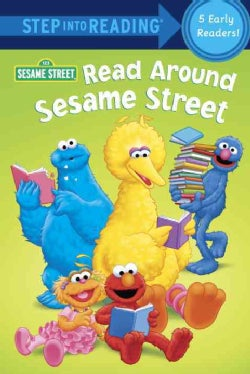 Read Around Sesame Street (Paperback)
