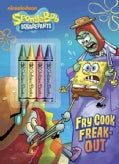 Fry Cook Freak-Out! (Paperback)