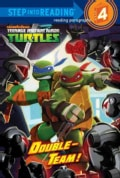 Teenage Mutant Ninga Turtles: Double-Team (Paperback)
