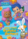 Here Comes Bubble Bunny! Hologramatic Sticker Book (Paperback)