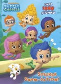 Sticker Swim-sation! Color Plus 1,000 Stickers (Paperback)