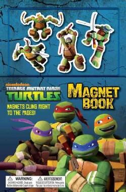 Teenage Mutant Ninja Turtle Magnet Book (Board book)