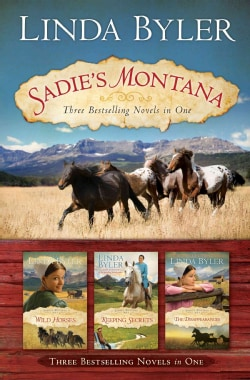 Sadie's Montana Trilogy: Wild Horses / Keeping Secrets / The Disappearances (Paperback)
