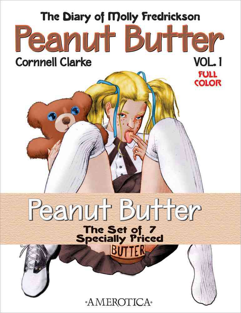 The Complete Peanut Butter (Paperback)
