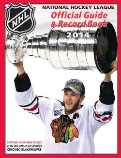 The National Hockey League Official Guide & Record Book 2014 (Paperback)