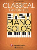 Classical Favorites - Easy Piano Solos (Paperback)